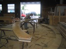 THERE IS NOTHING WE CANT DO. CUSTOM ARCHED BEAMS
