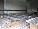 STOCK OF STEEL IN HOUSE